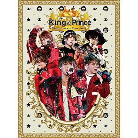 希少品 King & Prince First Concert Tour 2018 初回限定盤 King & Prince DVD キンプリ