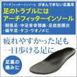 【送料無料】【AKAISHI公式通販】アーチフィッターインソールがまんできない足裏用【P06Dec14】