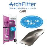 【AKAISHI公式通販】アーチフィッターインソールO脚用【P06Dec14】