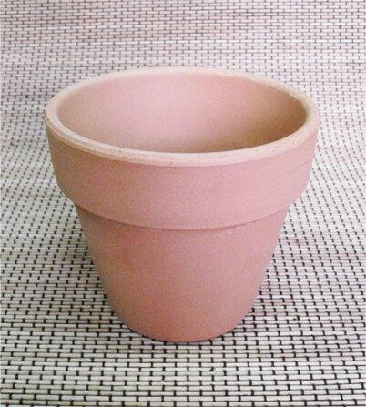 素焼き鉢(すやきばち) 深型 2.5号