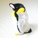 海的动物绒毛玩具王企鹅M[海のどうぶつ ぬいぐるみ キング ペンギン M]