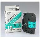 マックス(MAX)[LM-L518BG] マックス ビーポップミニ テープカセット【1巻8m】 LML518BG