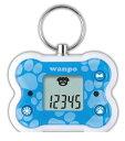 【個数:1個】山佐時計計器 YAMASA WP-350-BL わんぽ計 BL フットブルー WP350BL