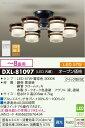 大光電機 DXL-81097 シャンデリア リモコン付 〜8畳 LED≪即日発送対応可能 在庫確認必要≫【送料無料】【smtb-TK】【…