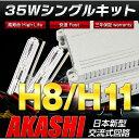 キャラバン E25 フォグ/マークX GRX13 フォグランプ/プリウス ZVW30 ヘッド ロー 35w HIDキット H8/H11 薄型バラストリレーレス キセノンランプ ライト 6000K 完全防水仕様P20Feb16
