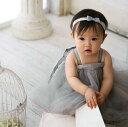 【メール便☆送料無料】【赤ちゃんチュニックドレス】【出産祝い】【70/80/90/100/110c