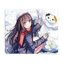 【新品】小?雪だるまビッグマウスパッド / 希萌創意有限公司 発売日:2018年04月10日