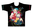 東方ProjectフルカラーTシャツ「フラン&こいし」XXL / イザナギ 発売日:2017-08-07