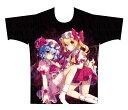 【新品】東方Project フルカラーTシャツ レミリア&フランドール ?illust.まさる.jp サイズM / イザナギ 入荷予定:2017年11月頃