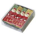【クリスマス限定】サンタおかき.(銀座あけぼの お菓子 プレゼント)