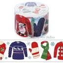 2016年9月待望の新商品!エメルスタイル初めてのクリスマスデザインマステ!可愛いクリスマスデザイン!プレゼントやXmasパーティーにぴったりです!