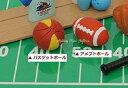 【BALL消しごむ】スポーツ 面白消しゴム【ご選択:バスケッ...