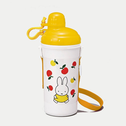 Ctswa / Miffy directly drink insulated bottle mf088 ★ water bottle, turned out / 水とう / water supply / heatstroke measures / excursion / athletic / vacationers / entrance enrollment of preparation / school ★