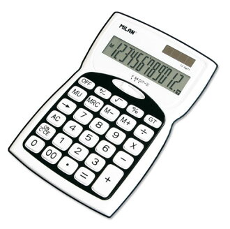 MILAN (Milan) 12-digit calculator product no. 152012