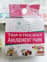 【2015新作マステ】遊園地/Amusement Park YD-MK-065 yano design masking tape TRIP & HOLIDAY ラウンドトップマスキングテープ ★..