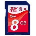【SDHCカード】【8GB】【メール便可】Team TG008G0SD28X