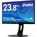 【送料無料】【新品】iiyama 23.8インチ フルHD IP...