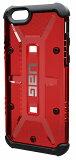 【アウトレット】【メール便可】UAG iPhone6s iPhone6 用 コンポジット ケース クリアレッド 国内正規代理店品 アップル Apple URBAN ARMOR GEAR アーバンアーマーギア UAG-IPH6S-MGM