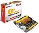 AMD Fusion APU A4-5000 クアッドコアプロセッサー Mini-ITX サイズ、ファンレス 防湿基板・固体コンデンサー・省電力MOSFETを採用 SATA 6Gbps 2ポート、HDMI出力対応 ファンコネクタ2ポート プリンターポート ヘッダピン搭載 製品仕様 CPU AMD Fusion APU A4-5000 Quad-Core Processor メモリー DDR3/DDR3L 1600/1333MHz 2x DDR3 DIMM メモリースロット 最大16GB 拡張スロット PCI Express x4(物理x16) 2.0 1スロット ストレージ SATA 6Gbps 2ポート USB 2x USB3.0 2x USB2.0 2x USB2.0 ヘッダピン LAN 10/100/1000Mbps (Realtek RTL8111G) 内蔵ビデオ AMD Radeon HD8330 グラフィック DirecX 11.1対応 コーデック 6チャンネル HDオーディオ (Realtek ALC662) 背面I/O 1x PS/2 マウス 1x PS/2 キーボード 2x USB3.0 ポート 2x USB2.0 ポート 1x HDMI 1x VGA 1x RJ-45 (LAN) 3x 音声 内部 I/O 1x プリンターヘッダ 2x USB2.0 ヘッダ 2x SATA 3Gbps コネクタ 1x フロントオーディオヘッダ 1x フロントパネルヘッダ 1x SPDIF出力ヘッダ 1x CPUファンヘッダ 1x システムファンヘッダ 1x シリアルヘッダ ハードウェアモニタリング CPU/システム温度モニタリング システムファンモニタリング システム電圧モニタリング サイズ Mini-ITX フォームファクター 17cm x 17cm サポートOS Windows 7/8/8.1 ※撮影用小物は付属していません。このほかのPC DIYパーツはこちら