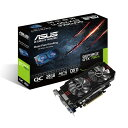 ASUS エイスース グラフィックボード VGAカード GTX750TI-OC-2GD5 [NVIDIA GeForce GTX 750 Ti / 2GB]