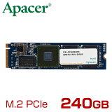 Apacer アペイサー M.2 PCIe NVMe 接続 SSD Z280シリーズ 240GB [AP240GZ280-1]