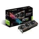 【訳あり アウトレット】ASUS エイスース ビデオカード ROG STRIX-GTX1080-8G-GAMING [NVIDIA GeForce GTX 10...