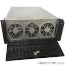 マイニング用 ラックマウント型シャーシ ファン有りモデル YCC-4000L-DF2