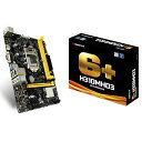 BIOSTAR H310MHD3 バイオスター マザーボード [DDR3L対応] [LGA1151 H310]