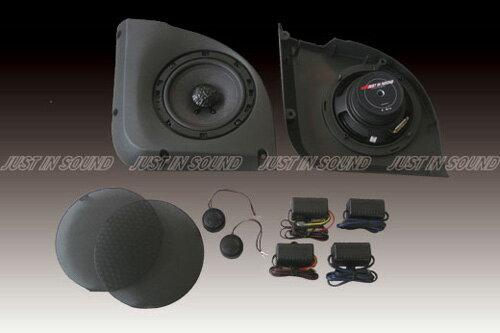 DLSトレードインスピーカーフィアット プント用フロントスピーカーシステム...:akiba-inpulse:10001481