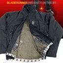【新素材「ケブラー」による強力ジャケット】BRケブラー防刃ジャケット「ブレードランナー(BLADE RUNNER)」
