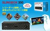 SMSBX1H121【Full HDインターネット映像転送システム SLINGBOX 350 + HDMIセット】