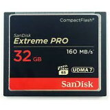 SDCFXPS-032G-X46��CompactFlash Extreme PRO 32GB��