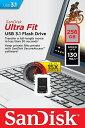 SanDisk USB3.1対応 小型USBメモリ 256GB 並行輸入海外パッケージ品 SDCZ430-256G-G46