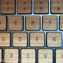 《在庫あり》Lazerwood Keys for MacBook Pro Touch Bar Keyboards/Cherry [MacbookproTouch-Cherry]