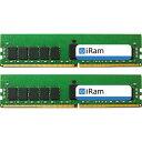 б╘дк╝шдъ┤єд╗б╒iRaml└╜ 128GB DDR4 ECC 2,933MHz LR-DIMM 64GB DIMM x 2 [288-2933-LR64G-IR][288-2933-LR64G-IR]