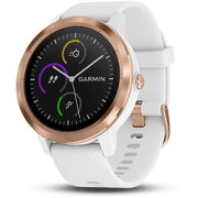 【送料無料】GARMIN(ガーミン) vivoactive3 White Rose Gold (0100176973)