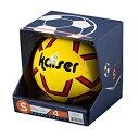 KAISER フットサルボール 4号 KW-203 KW203