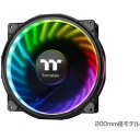 Thermaltake Riing Plus 20 RGB Radiator Fan TT Premium Edition With Controller (CL-F069-PL20SW-A) CLF069PL20SWA