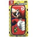 マックスゲームズ Nintendo Switch専用スマートポーチEVA スーパーマリオ2 HACP-02SM2 HACP-02SM2