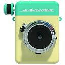 ESCURA アナログ インスタントカメラ instant camera BLUE ESCURA-BL ESCURABL