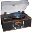 TEAC(ティアック) レコードプレーヤー LP-R520-WA ウォールナット LPR520WA