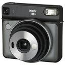 FUJIFILM(フジフイルム) インスタントカメラ 『チェキ』 instax SQUARE SQ6 グラファイトグレー INSSQ6GRAPHIEGRAY