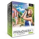 サイバーリンク PhotoDirector 11 Standard 通常版 [Windows用] PHD11STDNM001