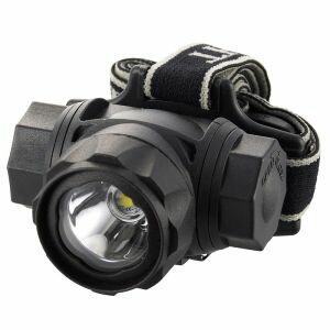 【オーム電機 OHM】オーム電機 OHM 防水LEDヘッドライト 400ルーメン 07-8945 LC-SYW433-K