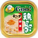 【日本ペットフード】ビタワン グー 鶏ささみ テリーヌ仕立て 野菜 100g 日本ペットフード