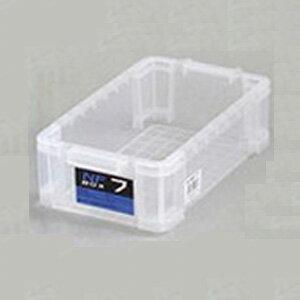 アステージASTAGENFボックスクリア4L193×342×99mm 7DIYホビー収納工具箱