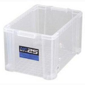 アステージASTAGENFボックスクリア24L287×435×245mm 25DIY工具箱収納ケース