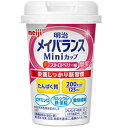 【明治 meiji】メイバランスMiniカップ ストロベリー味 125ml