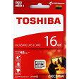 【TOSHIBA海外パッケージ】【microSDHC 16GB】【Class10】【UHS-1】THN-M301R0160A4
