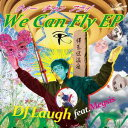 【Notebook Records】DJ Laugh / We Can Fly EP